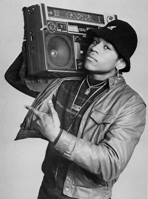 Happy 50th birthday, LL Cool J!