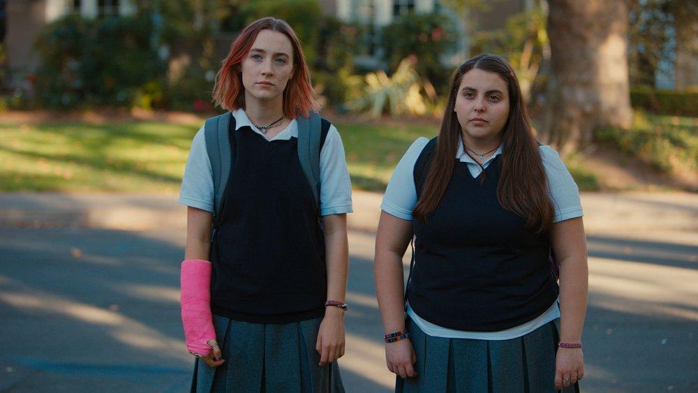 Box office: LadyBird, DarkestHour lead awards contenders