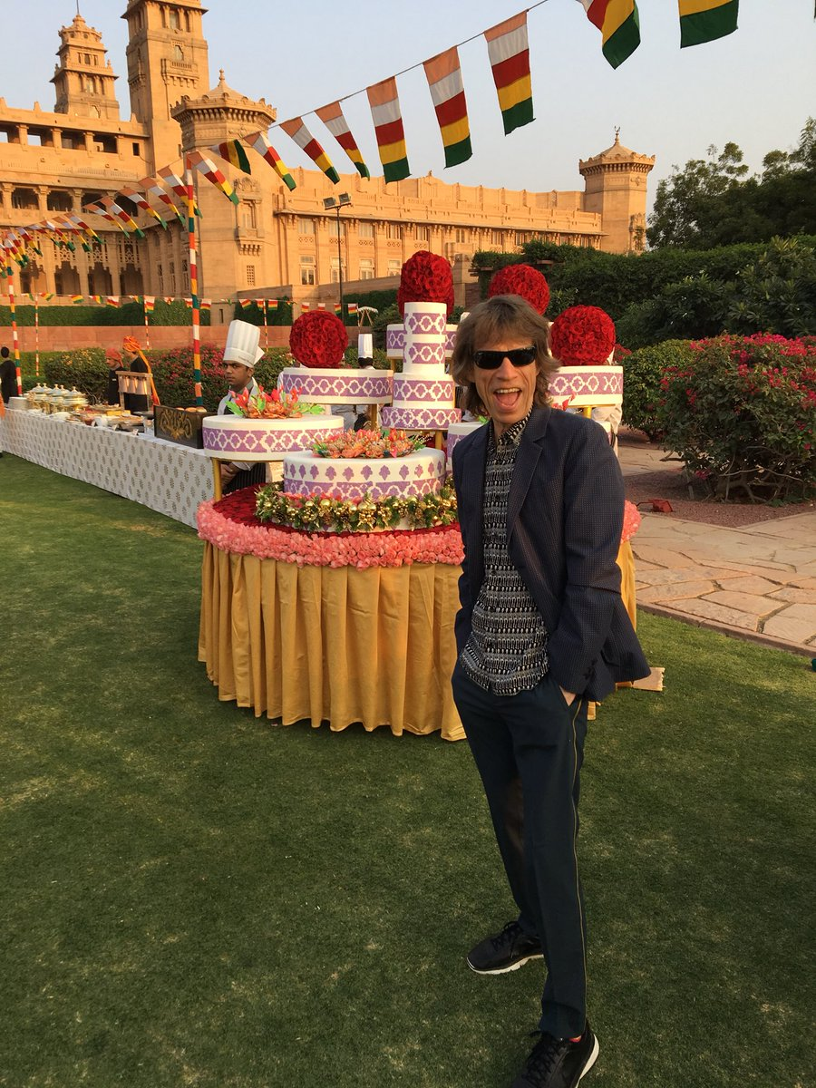 Mick jagger biography news photos and videos contactmusic mickjagger enjoying the vibrant sights and sounds of india httpstimjf16wx8g nvjuhfo Image collections