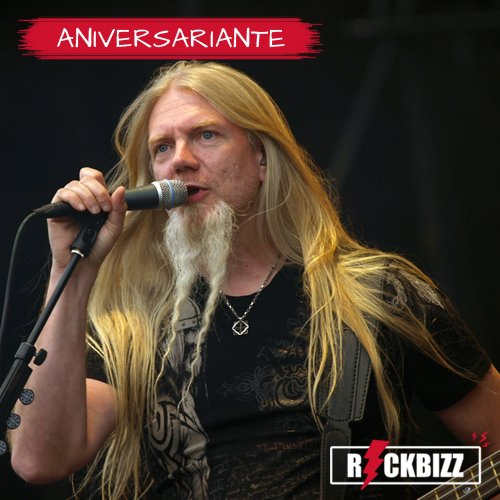 Happy Birthday, Marco Hietala!