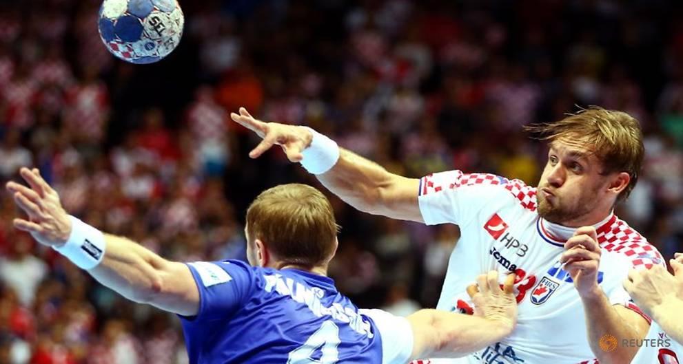 Croatia, France clinch European championship main-round berths