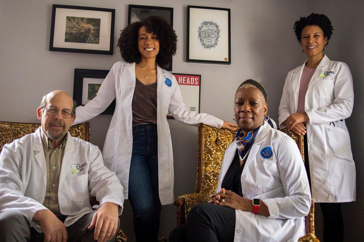 A family of doctors helps reinvent medical marijuana