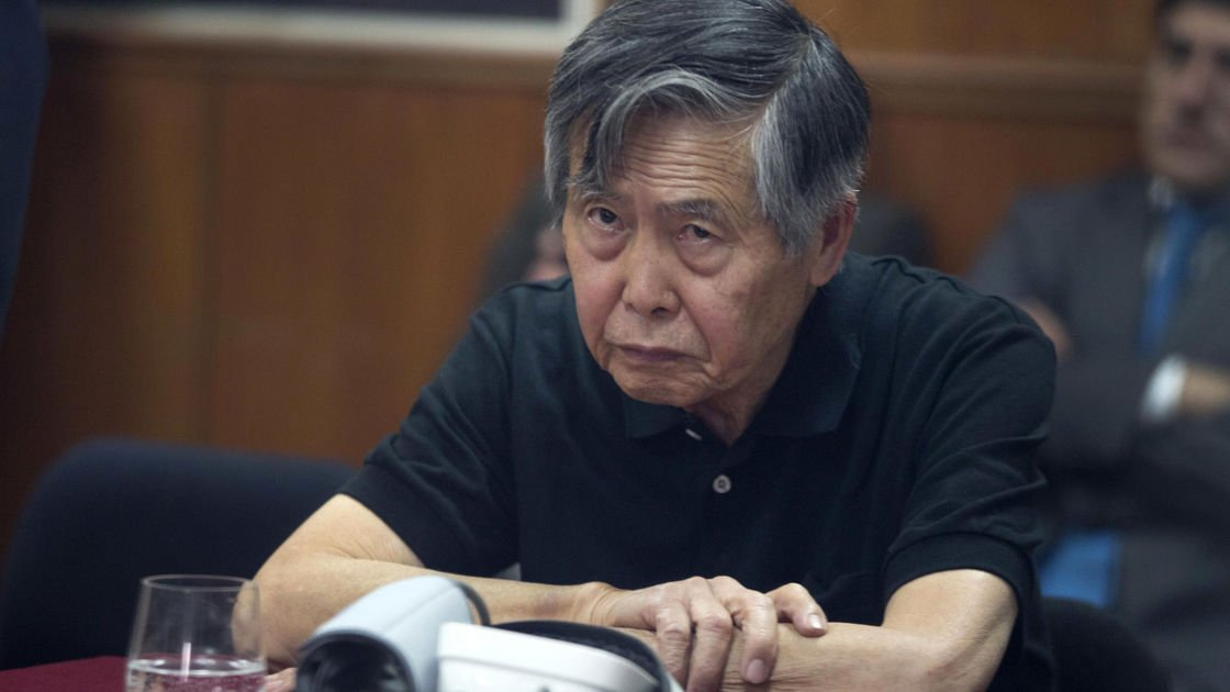 Peru's pardoned ex-president hospitalized for observation