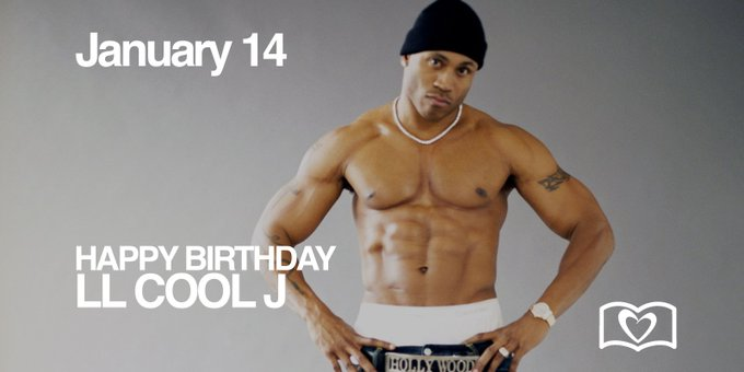 Happy Birthday LL COOL J!  Doin It Well.. Much Love And Respect, From The 305. Miami