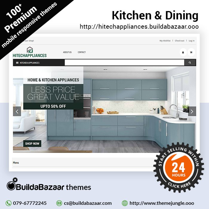 test Twitter Media - Create an attractive Kitchen & Dining store today with premium themes available at https://t.co/bH01QTwNml using the BuildaBazaar platform and expand your business online.   #infibeam #buildabazaar #themejungle #buildabazaarthemes #ecomercethemes https://t.co/u5Q2pMGxub https://t.co/UtFI7ZomCB