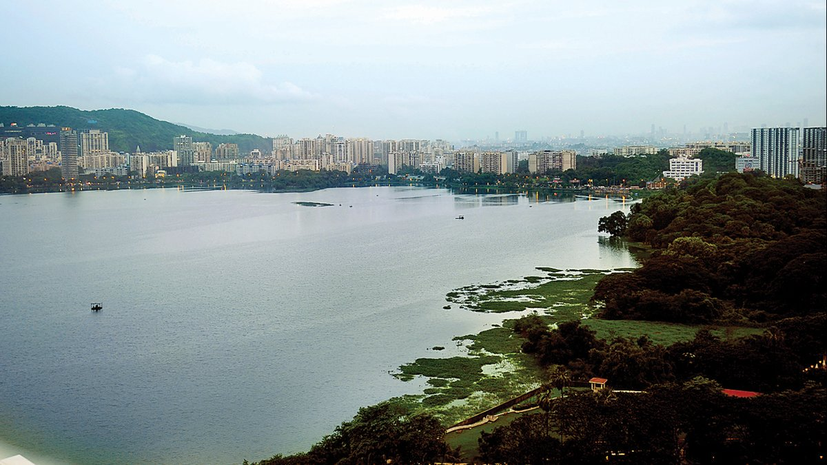 Wildlife warden demands biodiversity mapping of Powai lake