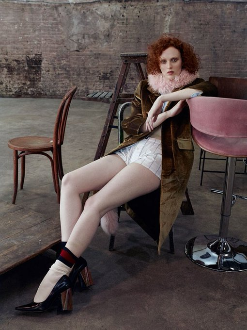 Karen Elson Happy January 14 birthday!