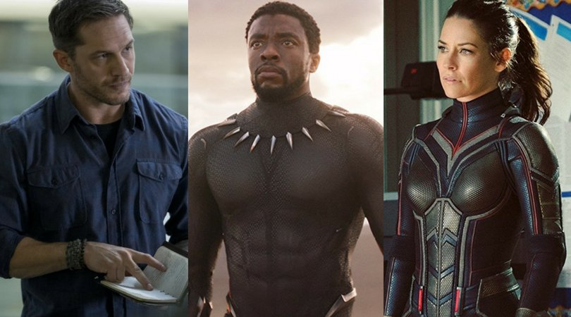 Upcoming superhero movies we're excited about. �� ��https://t.co/YzqE7BVwyR https://t.co/sVVOuvQ1fA