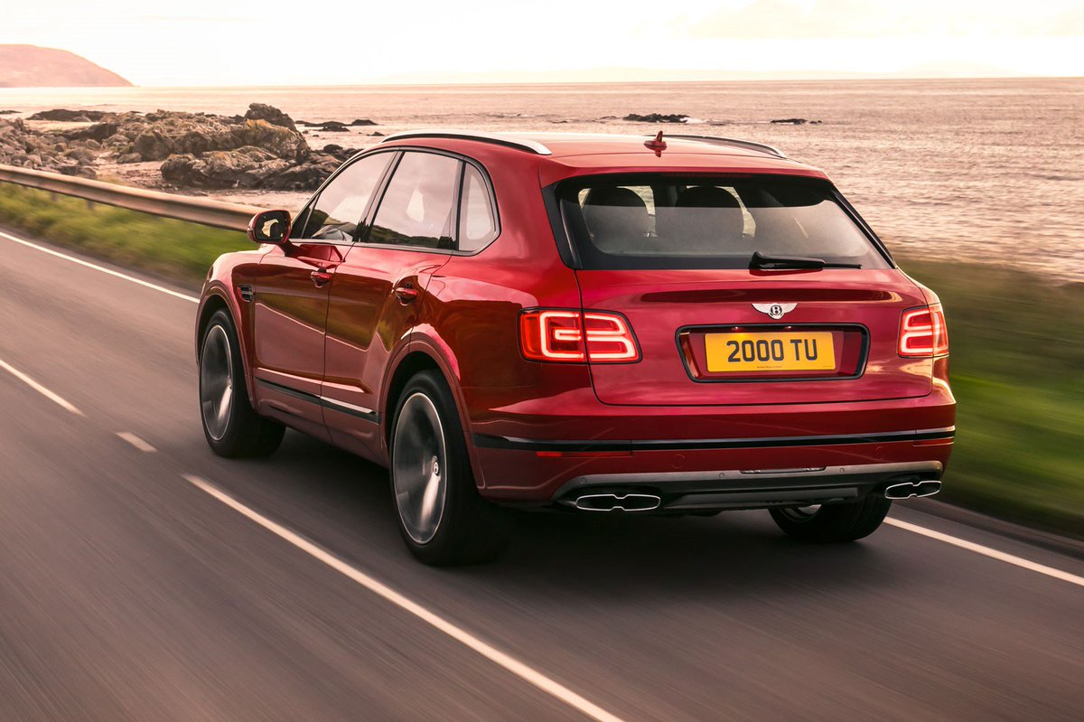 Eight for the country estate: Bentley Bentayga V8 detailed