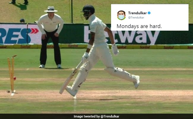 Hardik Pandya's Bizarre Run Out Is Now A Meme, Thanks To Twitter