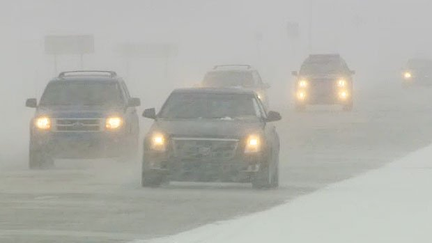 Snow expected to create messy afternoon commute for GTA drivers