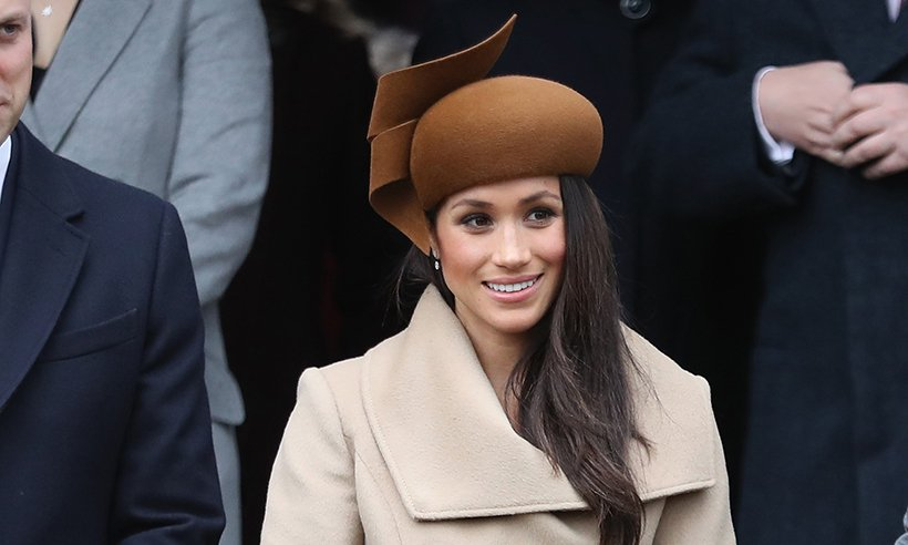 MeghanMarkle wore Marks & Spencer on Christmas Day and nobody noticed!