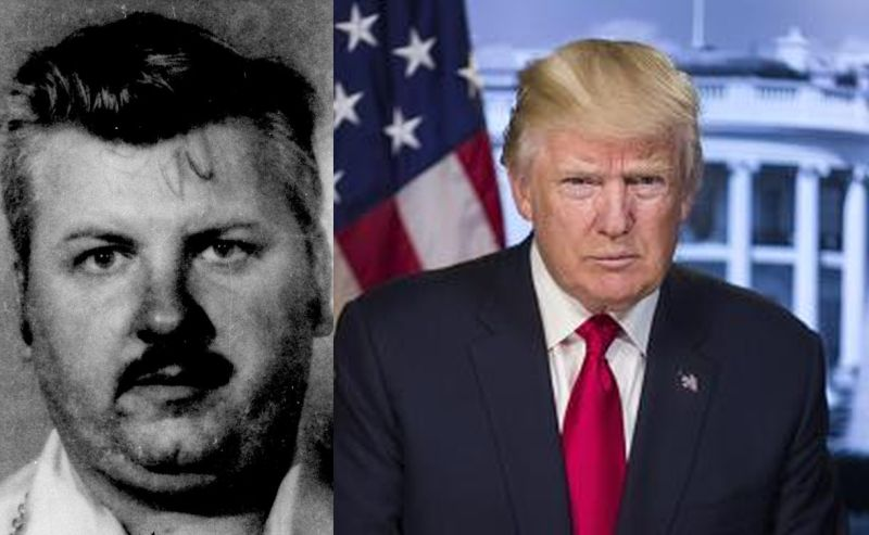 Don't forget. Serial killer John Wayne Gacy wrote that Donal Trump was his hero. @DavidBKPC @BrendanDetzner @reinahardy @hyp415 https://t.co/eQhrym9yHM