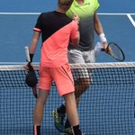 Kevin Anderson shocked in the first round of the Australian Open