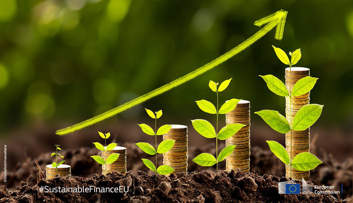 "test Twitter Media - What is ""green"" in green finance? This new study gives an insight on how green assets could be defined & suggests policy actions for the @EU_Commission ➡https://t.co/QcJcFq3dat #SustainableFinanceEU https://t.co/iXQvzmrLiL"