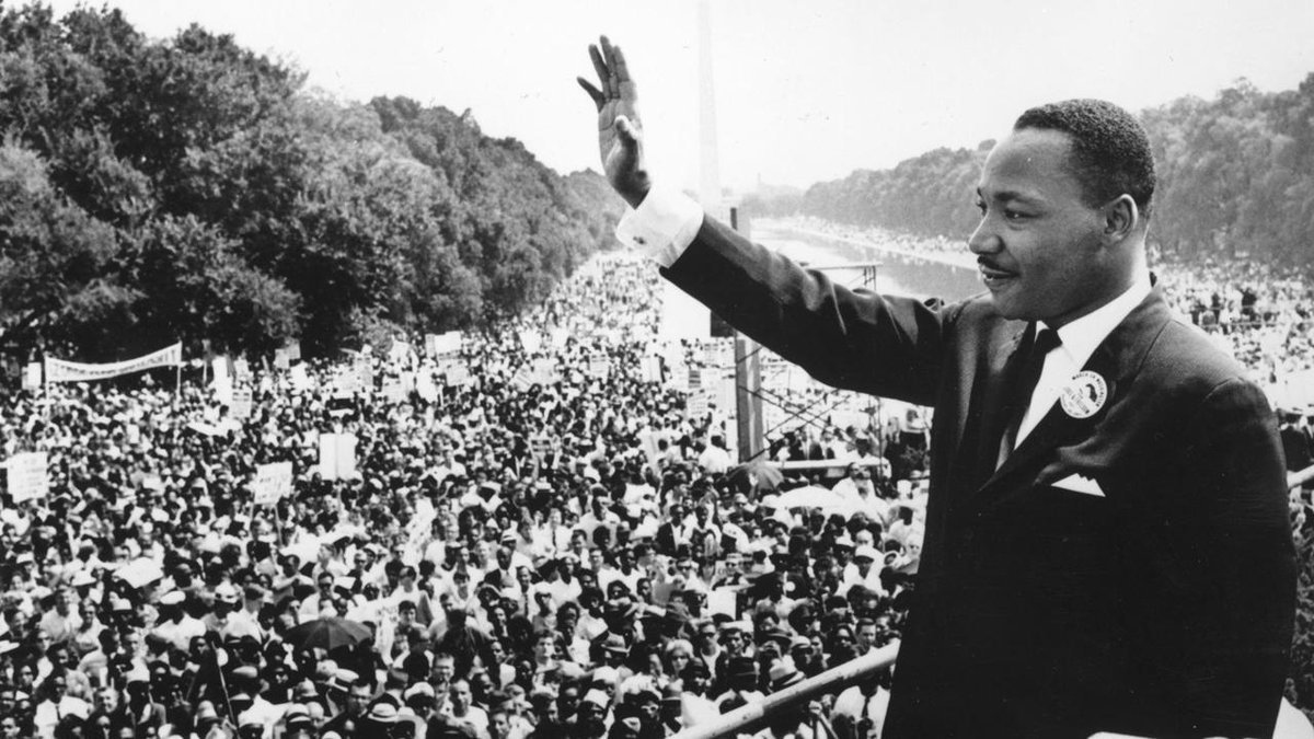 RT @VanityFair: In honor of #MLKDay, revisit nine of the activist's most important quotes https://t.co/W8bNEEecl1