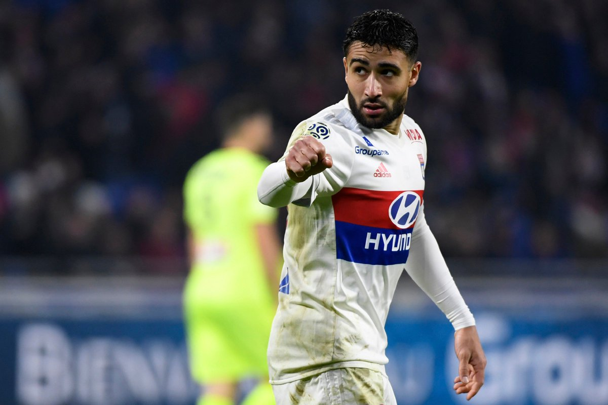 Nabil Fekir ⚽  #UEL https://t.co/tIz33K3z18