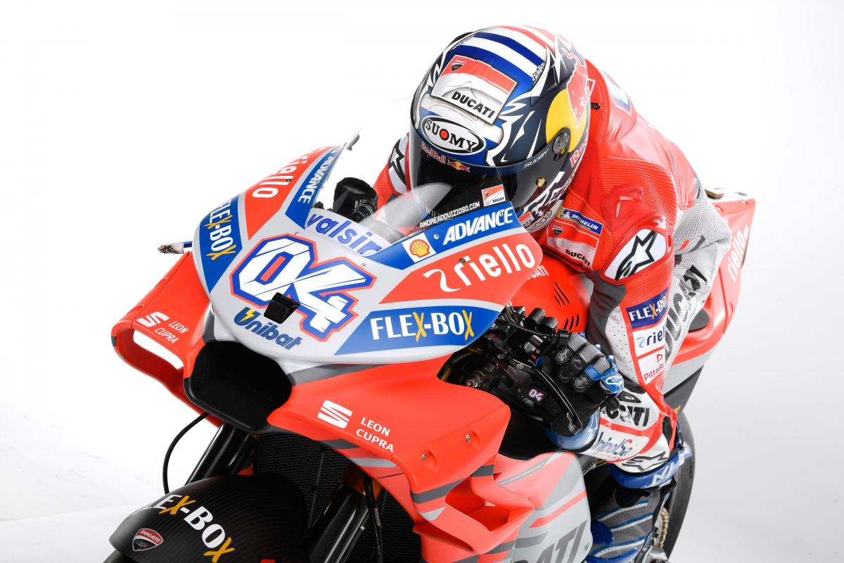 """test Twitter Media - """"The target is to fight for the Championship"""" - @AndreaDovizioso  Last year's runner up talks about the GP18, his goals for the year, and an awesome 2017 season  #MotoGP 