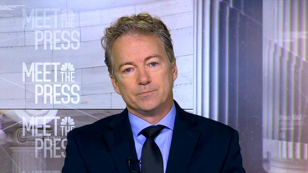 Rand Paul says it's 'unfair' to call Trump racist