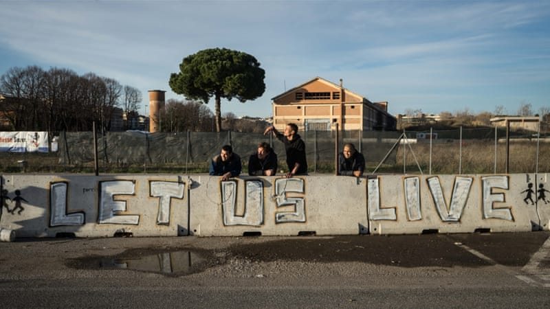 How Italy's far right exploits the migration crisis