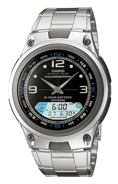 Casio AW82D-1A Men's Analog Digital Chronograph Alarm Fishing Gear Sports Watch https://t.co/5lkQHlyaZm https://t.co/a3GyiR6043