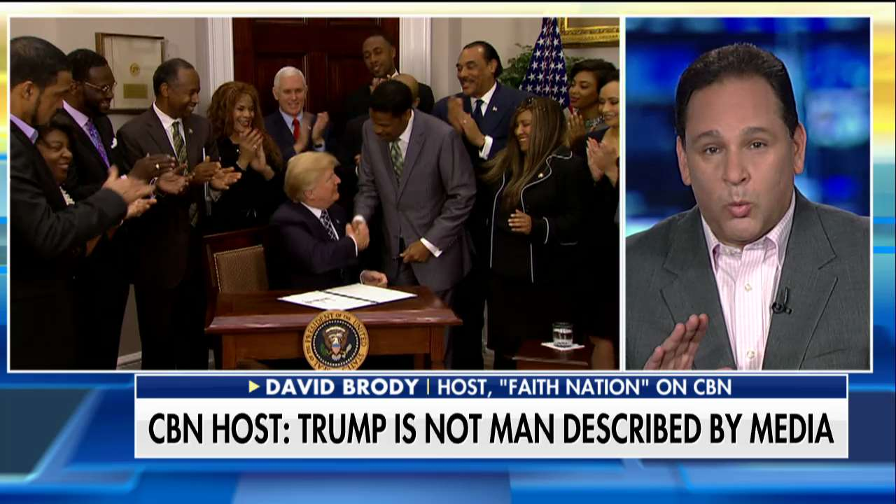 .@TheBrodyFile: '[@realDonaldTrump] may be politically incorrect, but to call him a racist is a bit ridiculous.' https://t.co/KmXmGAPHLy