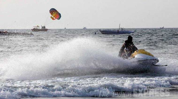 Water sports may expose you to antibiotic-resistant bacteria