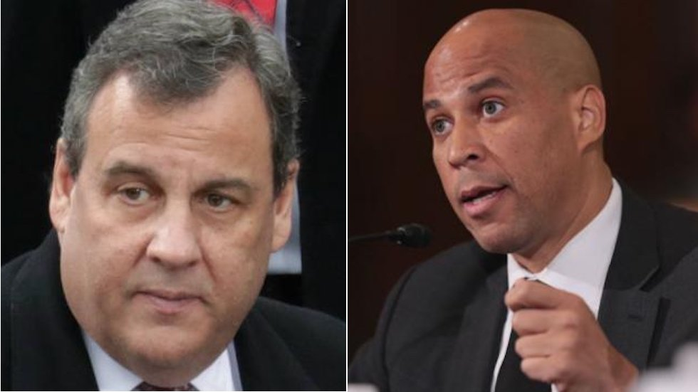 Christie and Booker demand Zinke withdraw plan to expand offshore drilling https://t.co/I1WVQJQzXz https://t.co/zMxxGUWCBe