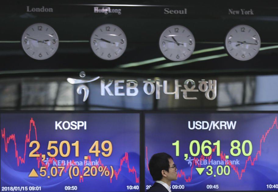 Dollar fall weighs on global stocks; US shut for holiday