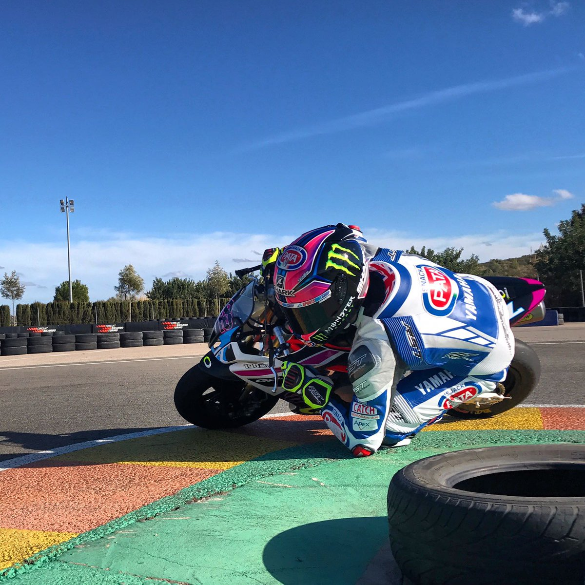 test Twitter Media - ✊ @alexlowes22 training in style!   #WorldSBK #MotivationMonday https://t.co/P3KMxhd7lV