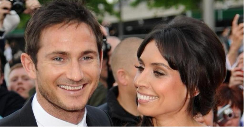 Christine Lampard says she fancies husband Frank more than ever as she reveals how they keep their romance alive