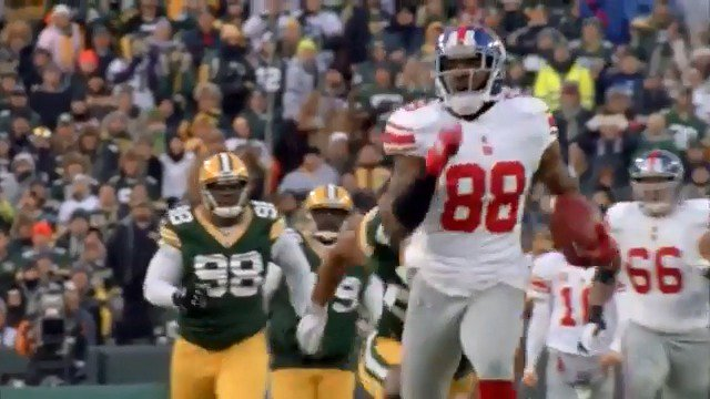 #NYGiants 37, Packers 20. Six years ago today, Big Blue beat Green Bay to advance to the 2011 NFC Championship. https://t.co/CNkmHJwND1