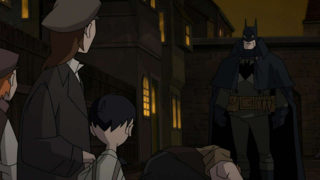 DC's animated Batman movie Gotham By Gaslight gets a new clip https://t.co/gOmX4GcmCM https://t.co/wb4mpZwrmS