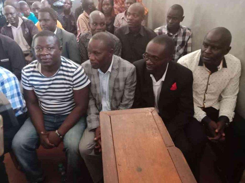 Four Bungoma MCAs charged for ejecting Kamusinga principal