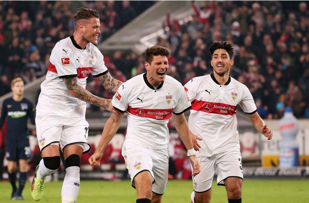 #VfB #Stuttgart gegen Hertha BSC: Mit dieser Tormusik wurde #MarioGomez gefeiert #VfBBSC https://t.co/cW6P5OJbGf https://t.co/31Y1O5ye1w