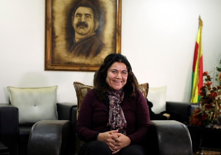 Syrian Kurdish leader hopes new force will counter threats from Turkey, Damascus