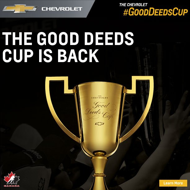 test Twitter Media - Don't forget to vote for the Fort St. John Flyers and the Whitehorse PNW Group in the Chevrolet Good Deeds Cup. They are doing great things for their communities!  https://t.co/iLqcxA4l1h https://t.co/Rakiwh9900