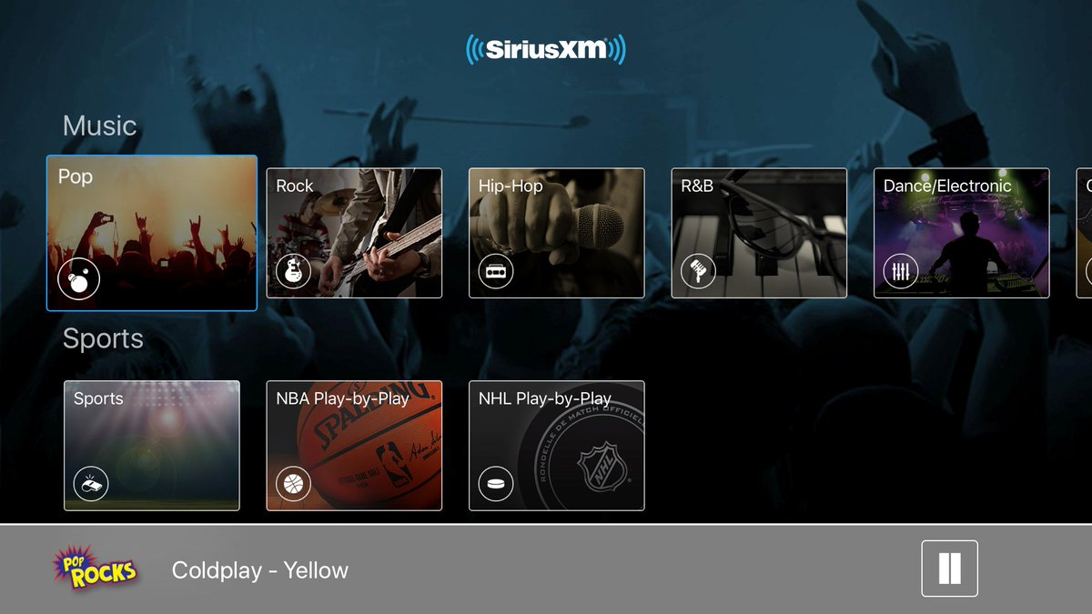 test Twitter Media - SiriusXM and #AppleTV make listening at home easy. Listen on demand and personalize YOUR channels on Apple TV.  Learn more: https://t.co/MTLOhmYzlQ https://t.co/uzKFYtAKJp