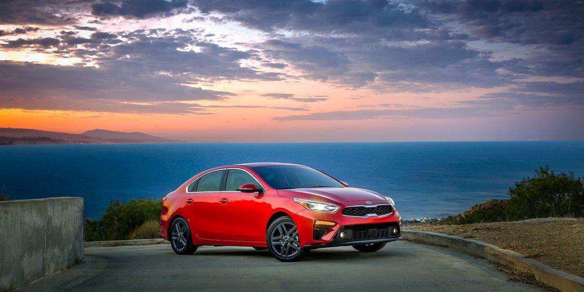 Kia Forte gets bigger, more fuel efficient at Detroit auto show