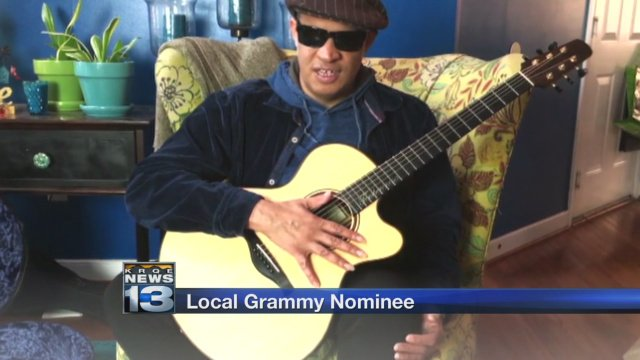 New Mexico native nominated for Grammy award