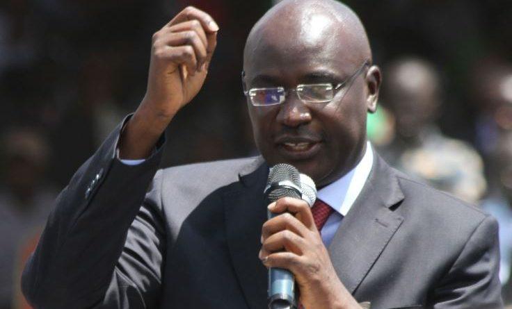 Bungoma Governor cautions staff against nepotism