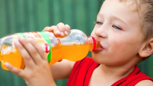 Sugary drinks - NZ worse than USA, UK and Australia, study finds