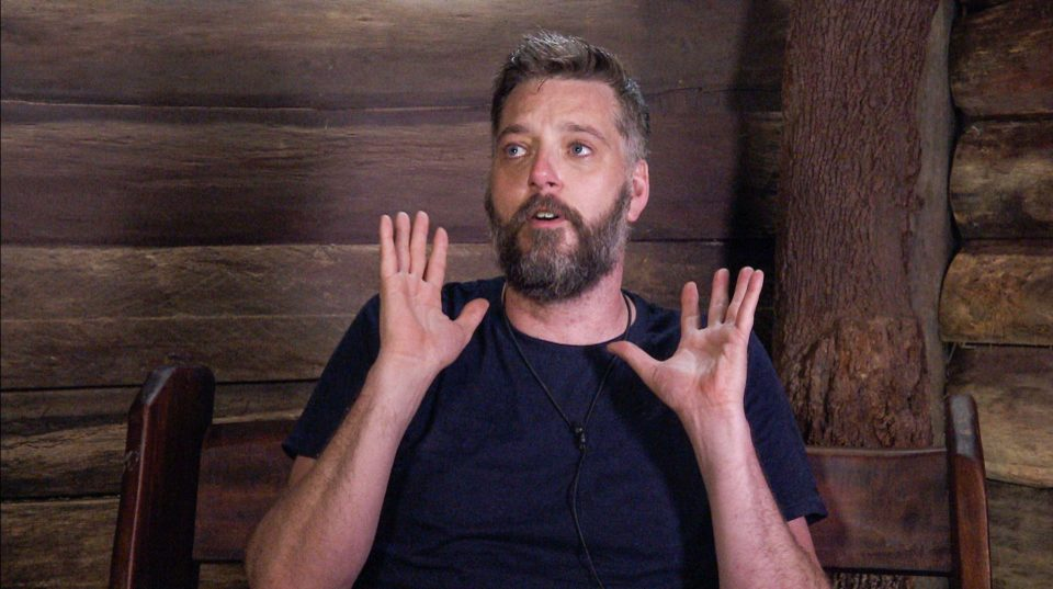 I'm A Celebrity's Iain Lee reveals jealousy over Ricky Gervais's Hollywood success plunged him into drink and drug addiction