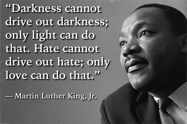 #MartinLutherKing