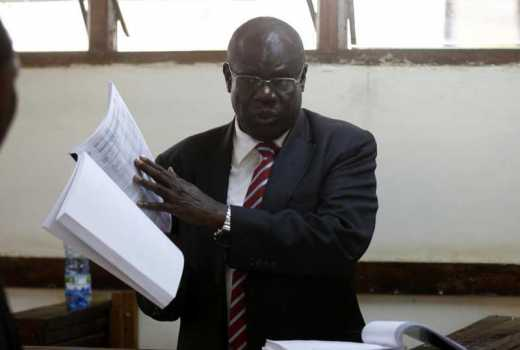 Former Kenyan envoy to China says votes were doctored in favour of his Jubilee rival