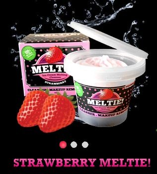 Award-winning Meltie Ice-Cream Melting Cleanser! Tag a friend who would l...
