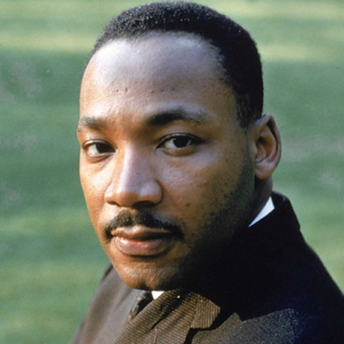 I may be the only one who neve martin luther king
