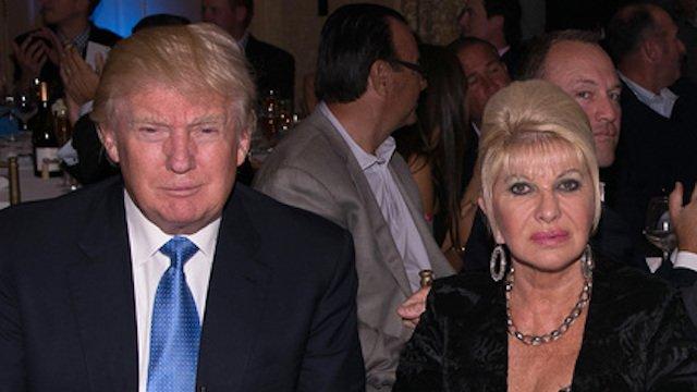 Ivana Trump: The president is 'definitely not' racist https://t.co/jKfEjvSzei https://t.co/PWz9IltkhT