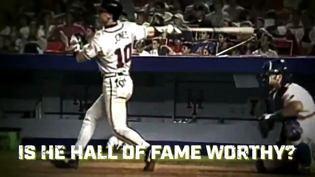 The numbers. The accolades.  @RealCJ10 built a strong case for Cooperstown. https://t.co/PwW7frrbLO