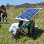 Farmers in Kisumu reap big with cost-friendly solar water pumps